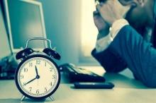ทำงานเกิน55ชั่วโมงต่อสัปดาห์เสี่ยงสูงต่อโรคStroke