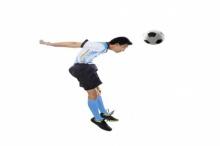 นักกีฬาต้องอ่าน!!! โหม่งลูกฟุตบอลอาจกระเทือนถึงสมองได้
