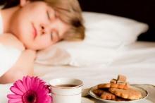 อาหารที่กินมีผลกับคุณภาพการนอน