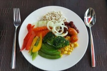กินอาหารแบบเมดิเตอร์เรเนียน (Mediterranean diet) อร่อย ชะลอวัย ได้ประโยชน์