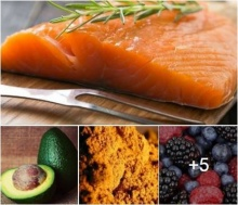 สุดยอด อาหารต้านการอักเสบ กินแล้วช่วยชะลอวัย มีอะไรบ้าง?