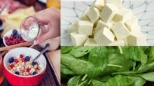 อาหารที่เป็นแหล่งโปรตีนที่ดีสำหรับคนกินมังสวิรัติ