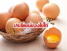 10 ประโยชน์ของไข่ไก่ เพียงแค่กินวันละฟอง